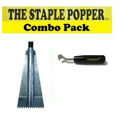 Staple Popper Combo Pack