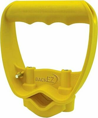BackEZ Ergonomic Handle, Yellow
