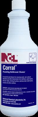 Corral Foaming Bathroom Cleaner (32oz)