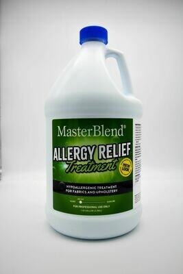 Masterblend Allergy Relief Treatment, Gal. (Case of 4)