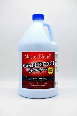 MasterBlend MasterTech Shampoo, Gal. (Case of 4)