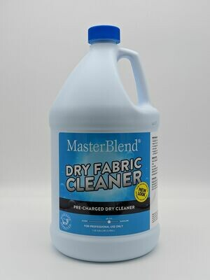 Masterblend Dry Fabric Cleaner, Gal. (Case of 4)