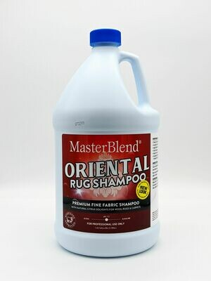 MasterBlend Oriental Rug Shampoo, Gal (Case of 4)