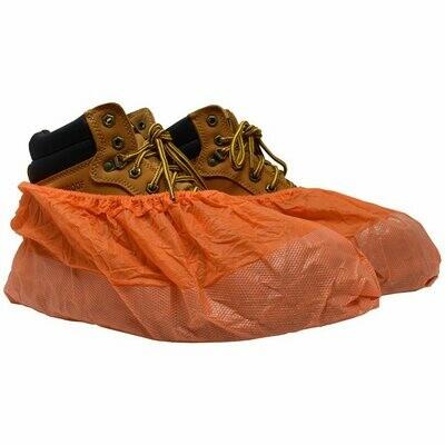 ShuBee Superbee Shoe Covers, Orange (40 pair)