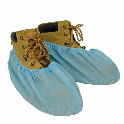 ShuBee Original Shoe Cover, Light Blue (50 pair)