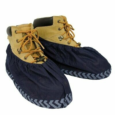 ShuBee Original Shoe Cover, Dark Blue (50 pair)