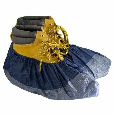 ShuBee Superbee Shoe Covers, Dark Blue (40 pair)