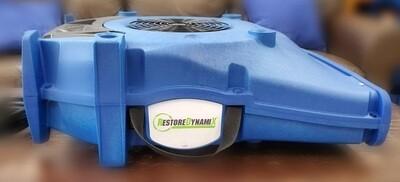 RestoreDynamix RDX-1000 Air Mover (Blue)