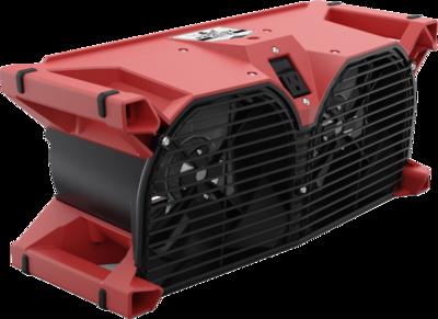 Phoenix Focus II Dual Axial Airmover, Red