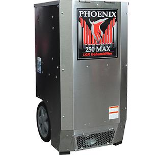 Phoenix 250 MAX LGR Dehumidifier