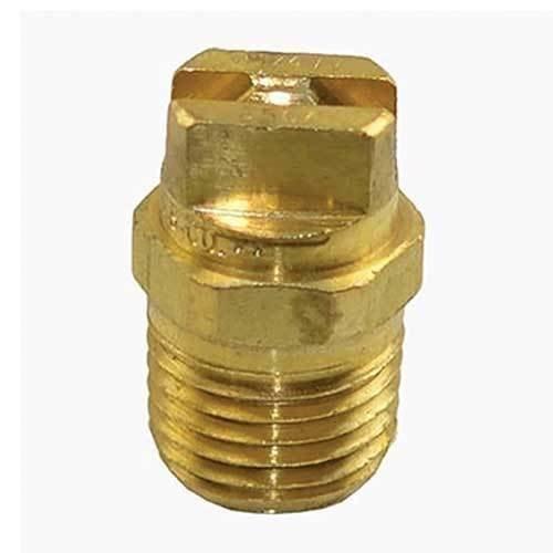 """8005 1/4"""" Brass VeeJet"""