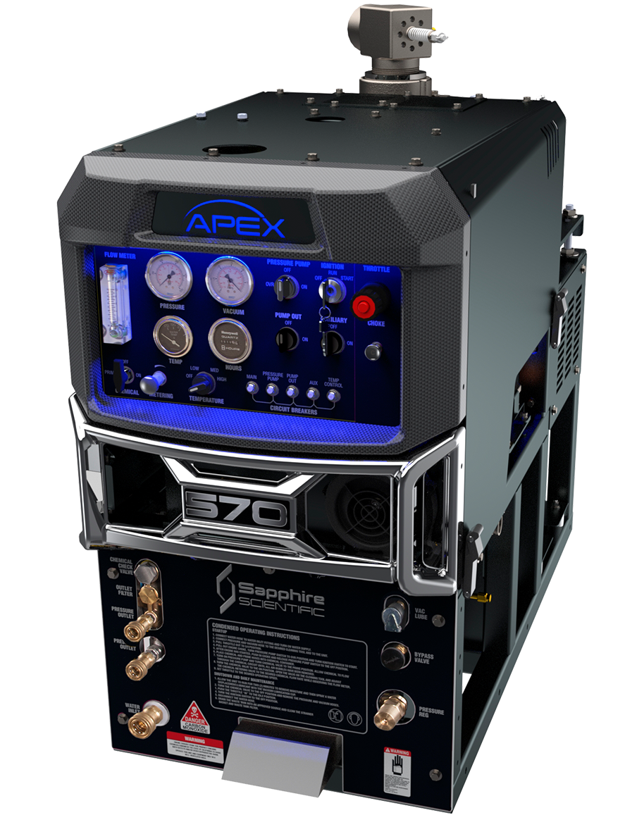 Sapphire Scientific APEX 570