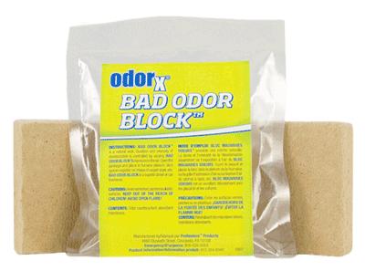 Bad Odor Block, Lemon-Lime