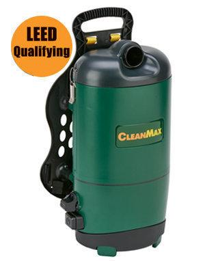 CleanMax Backpack Vacuum, 6-Quart