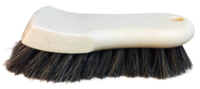 Hand Fit Horsehair Brush