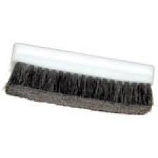Large Horsehair Brush for Upholstery