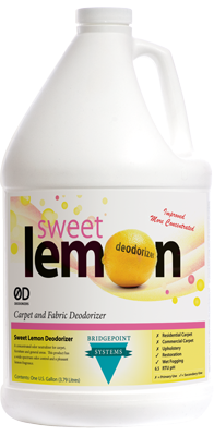 Bridgepoint Lemon Deodorizer (Gal.)