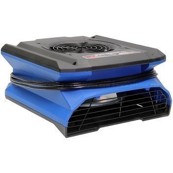 Phoenix AirMax Radial Air Mover - Low Profile - BLUE