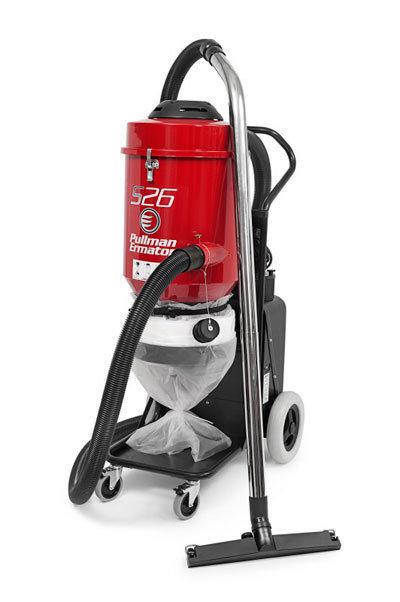Ermator S26 HEPA Dust Extractor