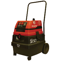 Ermator S50 Wet/Dry Hepa Vac w/ Tool Kit