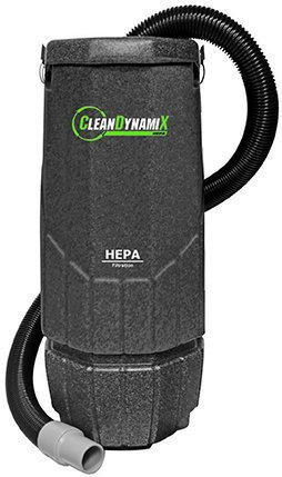 Clean DynamiX 10qt HEPA Backpack