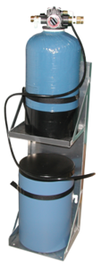 Self Contained Automatic Water Softener