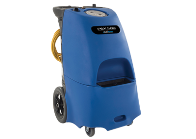 PEX 500psi Heated Portable Carpet Extractor Package