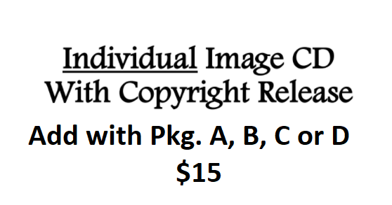 Add Individual Image CD with Package