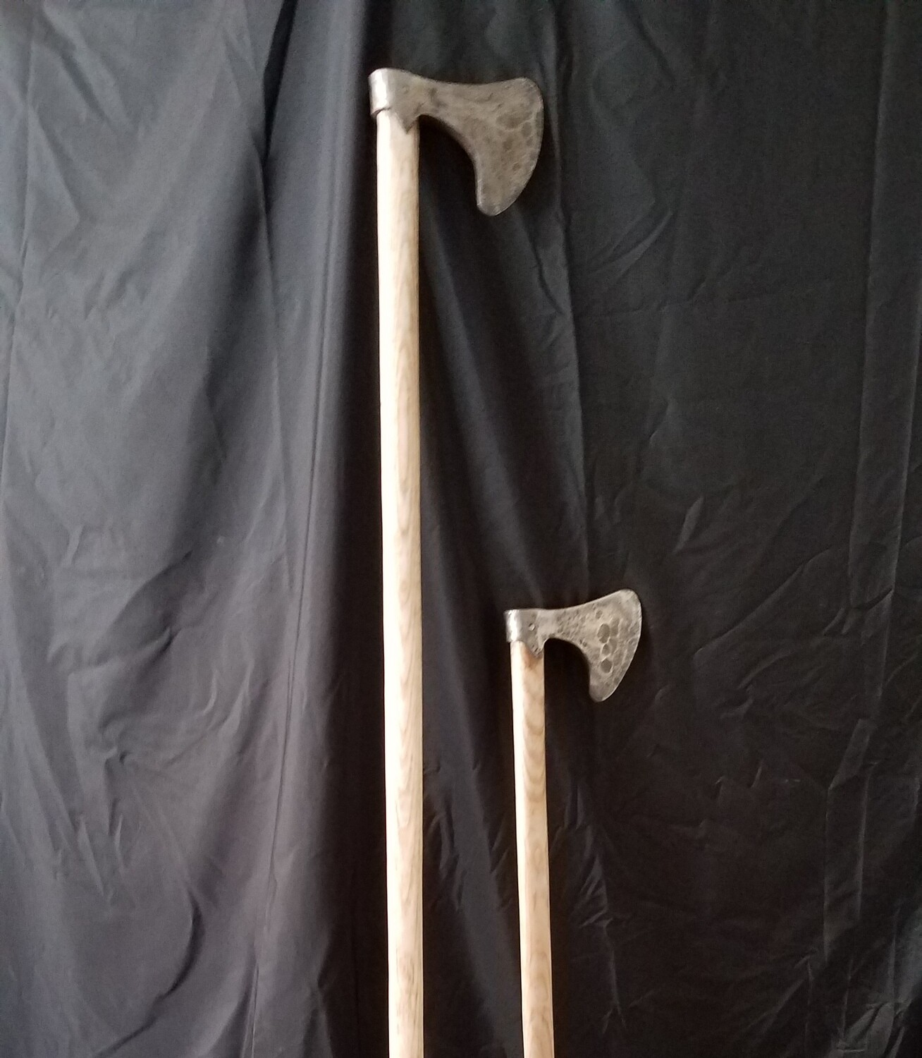 (NMC) Long Axe with Langets - 120cm / 2.3kg