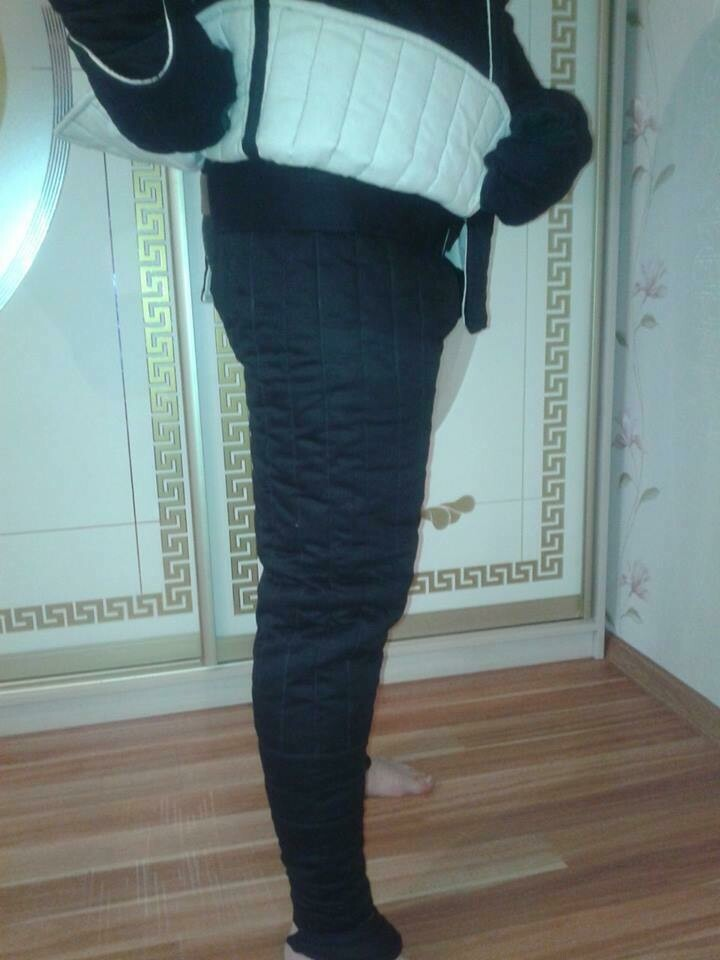(AWD) Cotton Padded Legging