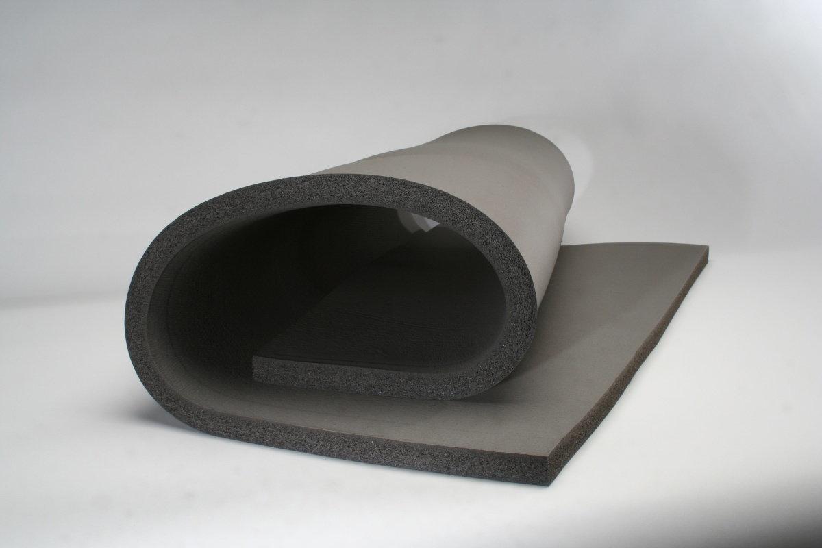 "(MISC) K-Flex Foam, 1/2"" x 18"" x 24"" (+/- 1"") sheets"
