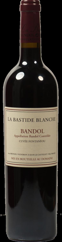 Bastide Blanche | MAGNUMCuvée Spéciale Fontanéou Rouge | Millésime 2008 |150 cl