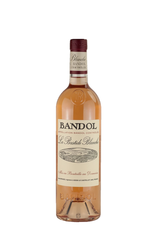 Bastide Blanche Rosé 2019 |75 cl