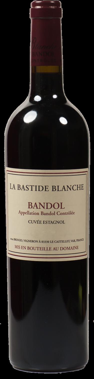 Bastide Blanche   MAGNUMCuvée Spéciale Estagnol Rouge   Millésime 2006  150 cl