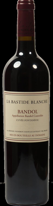 Bastide Blanche |Cuvée Spéciale Fontanéou Rouge 2014 |75 cl