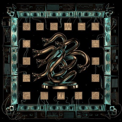 King Gizzard & The Lizard Wizard - Chunky Shrapnel [2LP]