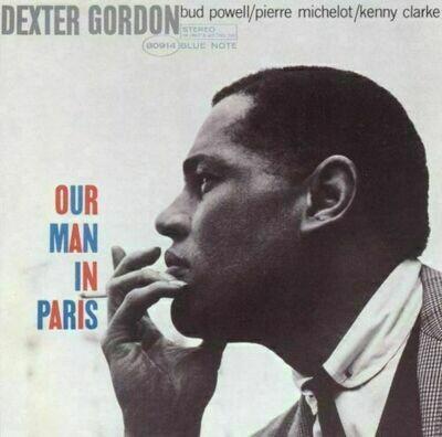Dexter Gordon - Our Man In Paris [LP]