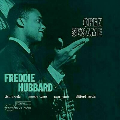 Freddie Hubbard - Open Sesame [LP]