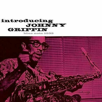 Johnny Griffin - Introducing Johnny Griffin [LP]