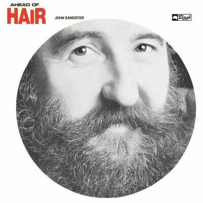 John Sangster - Ahead Of Hair [LP], Ltd, RE