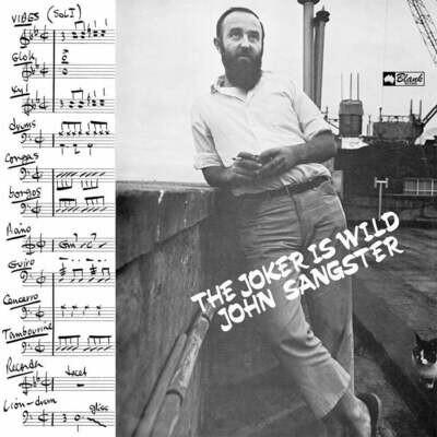 John Sangster - The Joker Is Wild [LP], Ltd, RE