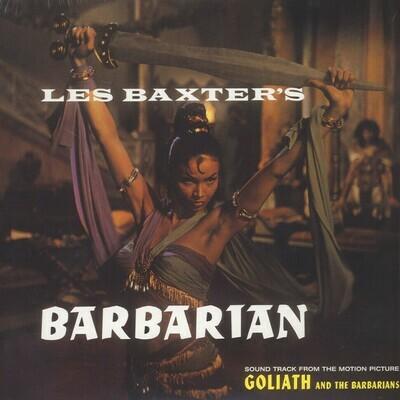 Les Baxter - Les Baxter's Barbarian [LP], RE, 180