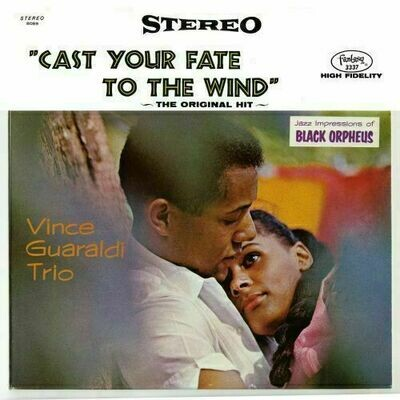 Vince Guaraldi Trio - Cast Your Fate to the Wind: Jazz Impressions of Black Orpheus [LP]