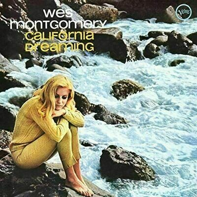 Wes Montgomery - California Dreaming [LP]