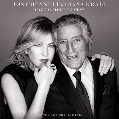Tony Bennett & Diana Krall – Love Is Here To Stay [LP]