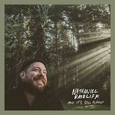 Nathaniel Rateliff - And Its Still Alright (Clear Mint) [LP]