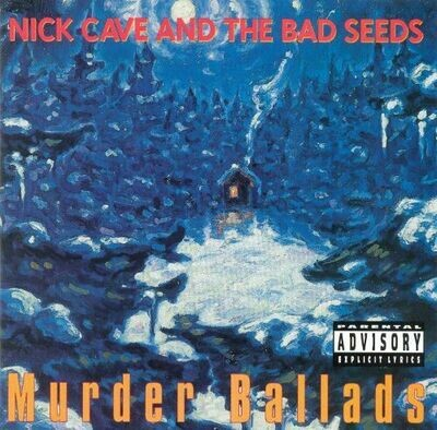 Nick Cave & The Bad Seeds - Murder Ballads [2LP]
