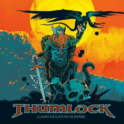 Thumlock - Lunar Mountain Surprise [LP]