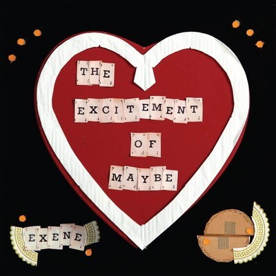 Exene Cervenka - The Excitement Of Maybe [LP], Ltd