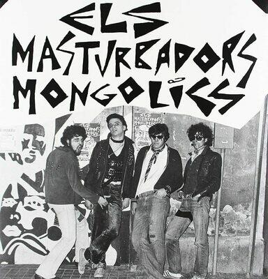 Els Masturbadors Mongolics - Els Masturbadors Mongolics [LP]
